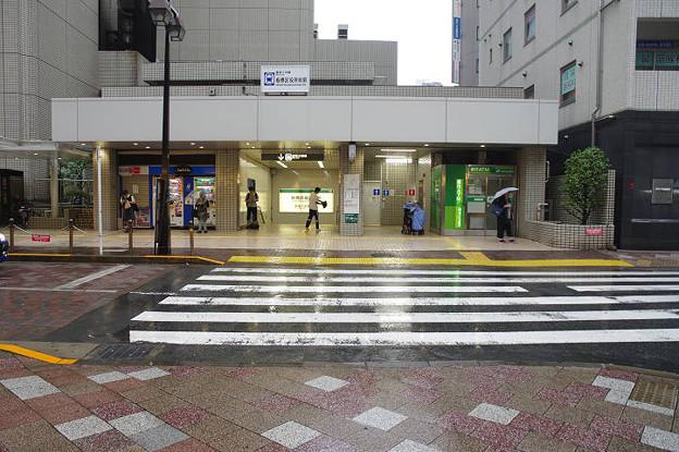 s0070_板橋区役所前駅A2入口_東京都板橋区_都営