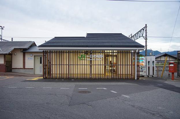 s8038_一日市場駅_長野県安曇野市_JR東