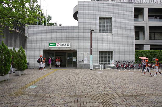 s9998_光が丘駅A2入口_東京都練馬区_都営