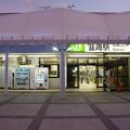 Photos: s2079_韮崎駅_山梨県韮崎市_JR東
