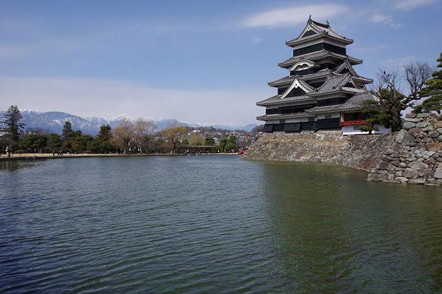 Photos: s3333_松本城と北アルプス
