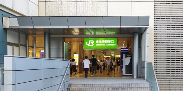 s3171_恵比寿駅東口北入口_東京都渋谷区_JR東_c
