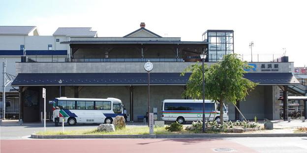 s3289_長浜駅西口_滋賀県長浜市_JR西_rt