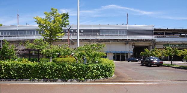 s3435_近江今津駅西口_滋賀県高島市_JR西_rt