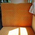 Photos: s0845_秋田内陸AN-8806座席_犬の模様
