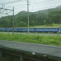 Photos: s7008_越後中里駅脇スキー場のブルートレイン休憩室