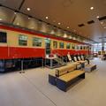 Photos: s7147_糸魚川ジオステーションジオパル_キハ52156展示