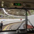 s7942_関電トロリーバス黒部ダム発車