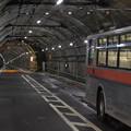 Photos: s7961_関電トロリーバス前面車窓_単線交換車両