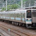 Photos: s8033_JR大糸線3242M松本行_N338編成クモハ211-3039他_信濃大町