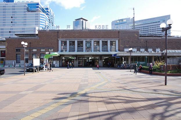 s0684_神戸駅北口_兵庫県神戸市中央区_JR西