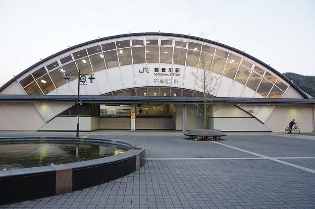 s5120_能登川駅西口_滋賀県東近江市_JR西
