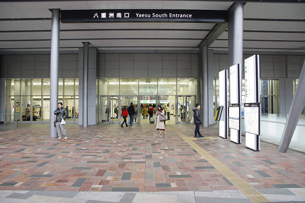 s0300_東京駅八重洲南口入口_東京都千代田区_JR海・JR東