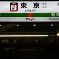 Photos: s0258_東京駅駅名標_東海道本線下り