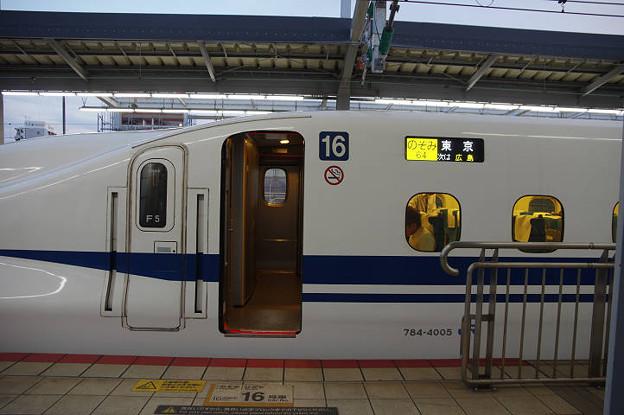 s2312_山陽新幹線F5編成784-4005_のぞみ64号_小倉