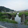 Photos: s2796_国道45号線車窓_鵜住居駅北側山田線線路跡