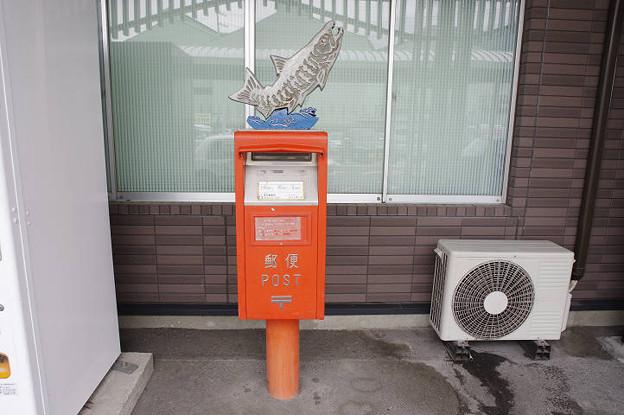 Photos: s2867_釜石駅前の郵便ポスト