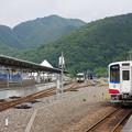 Photos: s2879_三陸鉄道36-701_釜石