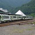 Photos: s2888_JR東キハ100-14他_釜石