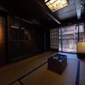Photos: s2358_関まちなみ資料館内の展示_薬箪笥・箱階段・長火鉢等