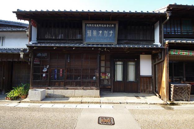 s2438_関宿の風景_ナカオ薬局