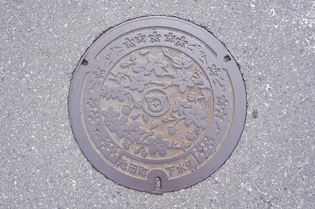 s7437_池田町マンホール_下水道