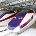 Photos: s8662_JR東E3系_新庄