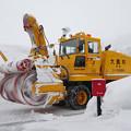Photos: s8832_大蔵村ロータリ除雪車