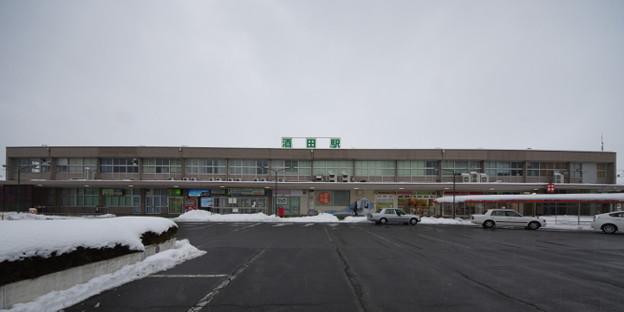 Photos: s9044_酒田駅_山形県酒田市_JR東_t