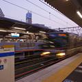 Photos: s2933_高槻駅1番ホーム保護バー