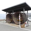 Photos: s6987_小豆島二十四の瞳映画村バス停