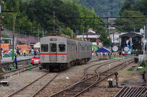 s9963_大井川鐡道千頭駅内留置車両