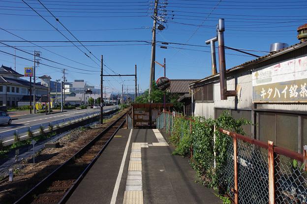 sA886_日切駅ホーム