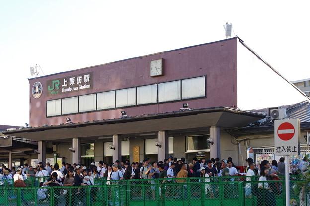 Photos: s9522_上諏訪駅_t