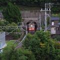 s6343_山陽本線上り貨物列車_EH500-72他_関門トンネル出場
