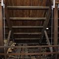 Photos: s6411_門司港駅2階から見える駅舎骨組み