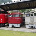 Photos: s6496_九州鉄道記念館前の車両先頭部カット_ct