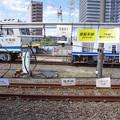 s4429_小田急ファミリー鉄道展2018_模擬架線