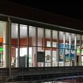 Photos: s6584_石岡駅の窓ガラス_t