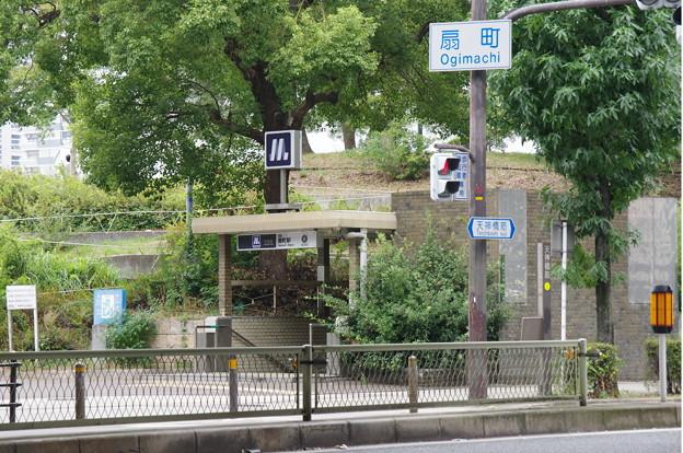 s8613_扇町駅6番地下入口_大阪府大阪市北区_大阪市高速