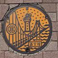 Photos: s8001_明石市マンホール_消火栓_丸形