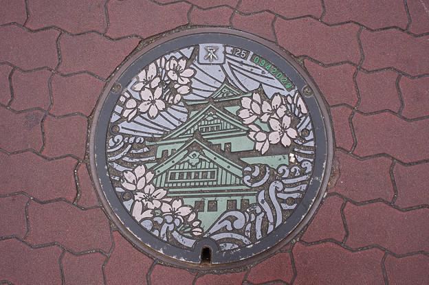 s8629_大阪市マンホール_カラー_区名無し