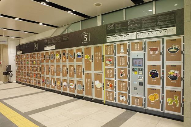 s8917_盛岡駅のコインロッカー_岩手の名物ほか
