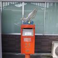 s9129_釜石駅前のポスト