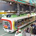 Photos: s1402_都営上野懸垂線_上野動物園東園駅を発車_t