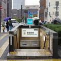 s2013_新富町駅地下7番入口_東京都中央区_東京メトロ_t