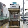 s2017_新富町駅地下6番入口_東京都中央区_東京メトロ_t