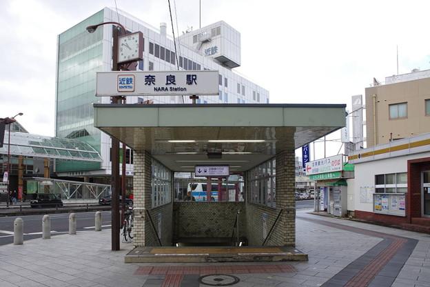 s3298_近鉄奈良駅1番地下入口_奈良県奈良市_近鉄_ct