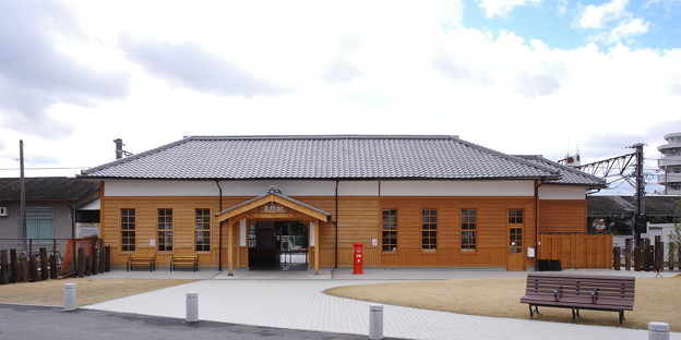 Photos: s3312_京終駅_奈良県奈良市_JR西_t