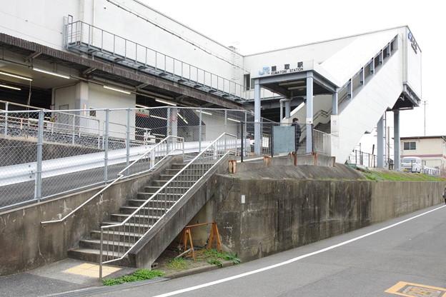 Photos: s3135_熊取駅西口_大阪府泉南郡熊取町_JR西_t